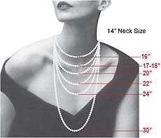 """14"""" neck"""