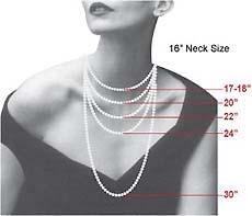 """16"""" neck"""